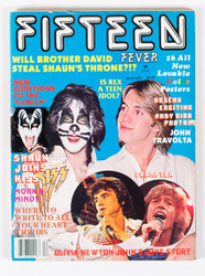 KISS Magazine - Fifteen, 1979