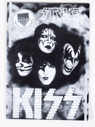 KISS Magazine - KISS Strike #16, 1996, B&W