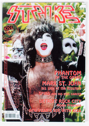 KISS Magazine - KISS Strike #24, 2000, Paul