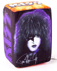 "KISS Stacker  - Large 10"" Pillow, Starchild"