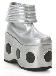 KISS Costume Boots - Ace Frehley ALIVE, (size L)