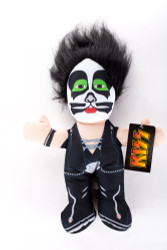 KISS Plush Figures - Toy Factory, Peter Criss