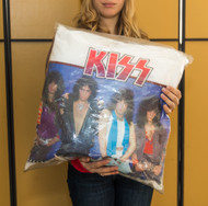 KISS Pillow - Official Animalize 1985
