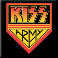 KISS Magnet - KISS Army, square