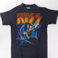 KISS T-Shirt - Guitar Girl, 1984, (size M)