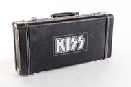 KISS CD - KISS Box Set, Special Edition mini Guitar Case, 5 CD set, (used)