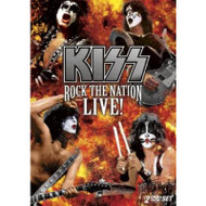 KISS Rock the Nation Live - DVD (sealed)