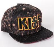 KISS Cap - KISS Spray Hat