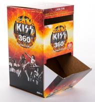KISS Display Box - KISS 360 Store Dispenser, (empty)