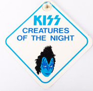 KISS Window Hanger - Creatures.