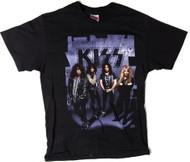 KISS T-Shirt - Revenge Steel (new) size L