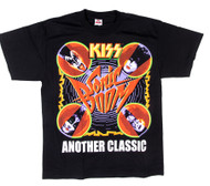 KISS T-Shirt - Sonic Boom, Another Classic, (size L)
