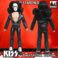 "KISS First Album 1973-Style Figures - 8"" Paul Stanley Bandit Variant"
