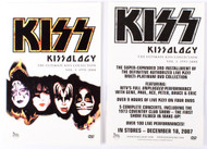 KISS Postcard - KISSology 3