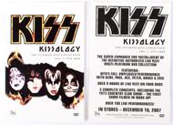 KISS Postcard - KISSology 3