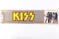 KISS Bumper Sticker - Animalize gray, (poor)