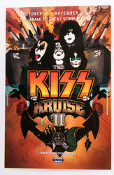 KISS Sticker - KISS Kruise II