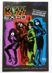 KISS Booklet - NY KISS Expo, 2004