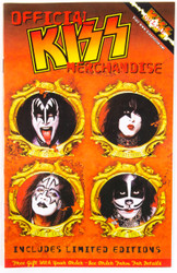 KISS Catalog - KISS Psycho Circus Official Merchandise