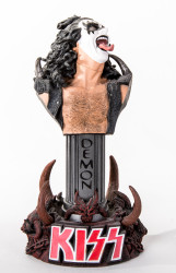 KISS McFarlane Bust - Gene, (no box)