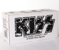 KISS McFarlane Figures - Alive, set of 4, NEW, SEALED NEVER BEEN OPENED