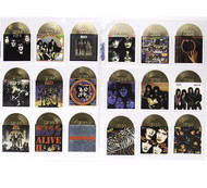 KISS Trading Cards - KISS Gold Record Cards, SINGLES