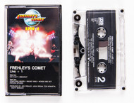 Ace Frehley Cassette Tape - Live + 1