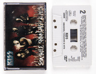 KISS Cassette Tape - Smashes, Thrashes and Hits