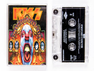 KISS Cassette Tape - Psycho Circus