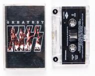 KISS Cassette Tape - Greatest KISS