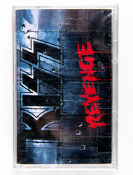 KISS Cassette Tape - Revenge, (SEALED)