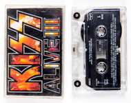 KISS Cassette Tape - Alive III