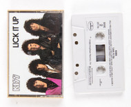 KISS Cassette Tape - Lick it Up