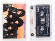 KISS Cassette Tape - Creatures of the Night, (no makeup)