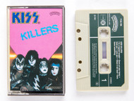 KISS Cassette Tape - Killers, (Holland)
