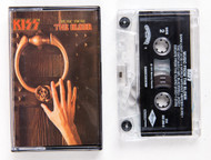 KISS Cassette Tape - Music From the Elder, (the Remasters edition)