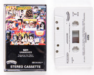 KISS Cassette Tape - Unmasked