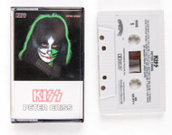KISS Cassette Tape - Peter Criss Solo