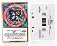 KISS Cassette Tape - Rock and Roll Over