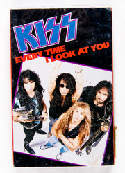 KISS Cassette Tape - Every Time I look at You, cassette single, (SEALED)