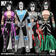 KISS Figures - Dynasty 12-inch, set of 4