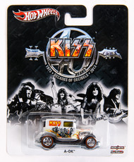 KISS Car - Hotwheels A-OK