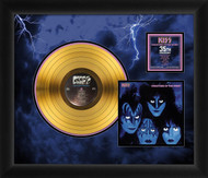 KISS Gold Record - Creatures of the Night