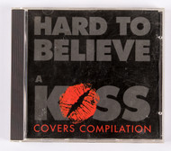 KISS Audio CD - Hard to Believe KISS Covers Compilation