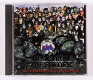 KISS Audio CD - KISS AOL, Music From the Folder, A Tribute to KISS, Vol. 1