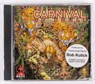 Audio CD - Jazan Wild's Carnival of Souls, (produced by Bob Kulick)