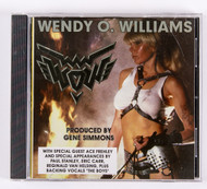 Audio CD - Wendy O WIlliams CD, (the Lost KISS Album)