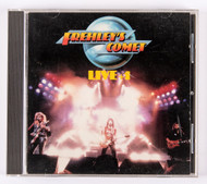 Frehley's Comet Audio CD - Live + 1