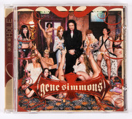 Audio CD - Gene Simmons Asshole