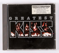 KISS Audio CD - Greatest KISS - GERMAN